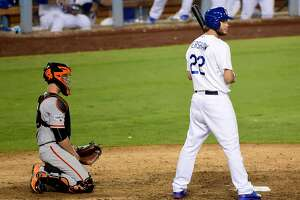 Giants lose to Dodgers in 14th, 5-4 - Photo