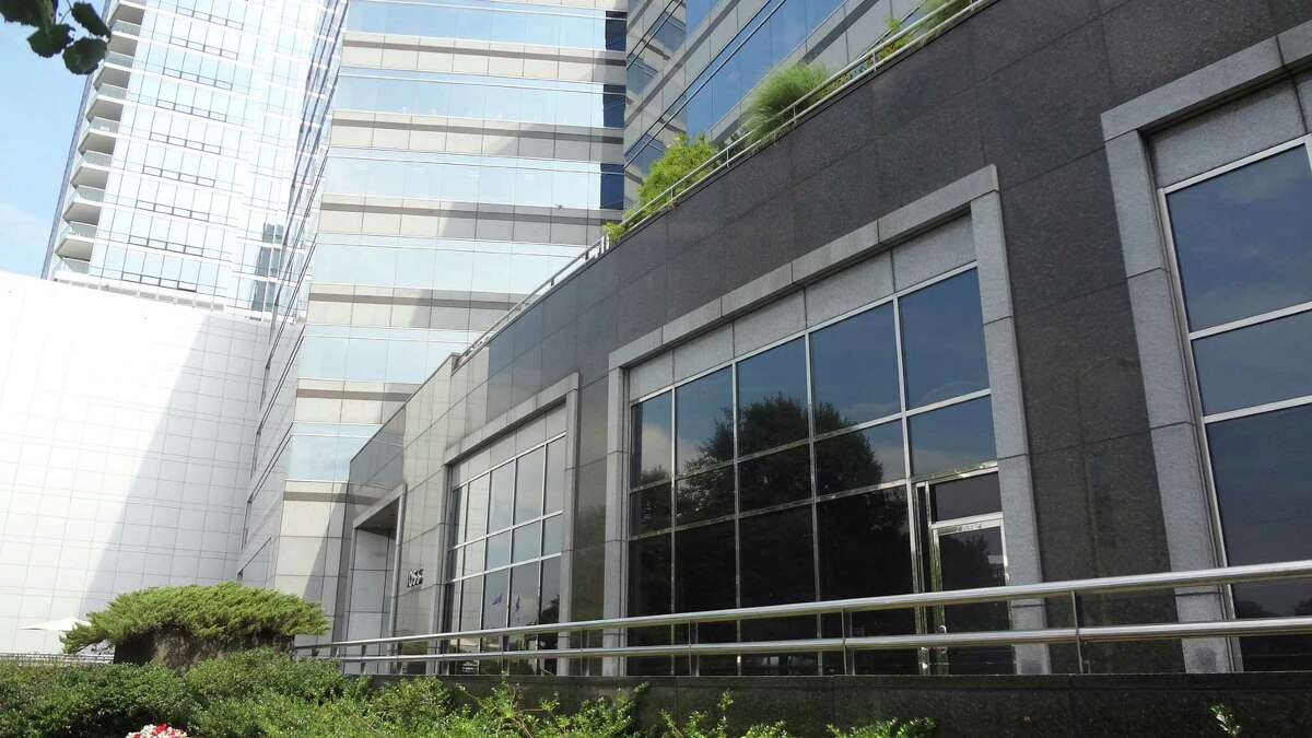 """The Crius Energy headquarters building at 1055 Washington Blvd. in Stamford. In August 2015, the Connecticut Public Utilities Regulatory Authority said the company made """"good faith"""" efforts to alert Connecticut customers of pending hikes to the introductory rates those households received in signing up for electricity service."""