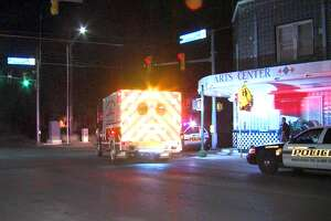 Man hospitalized after robbery on the West Side. - Photo