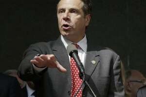 Watch at 9:30 a.m.: Cuomo makes an announcement at the State Fair - Photo