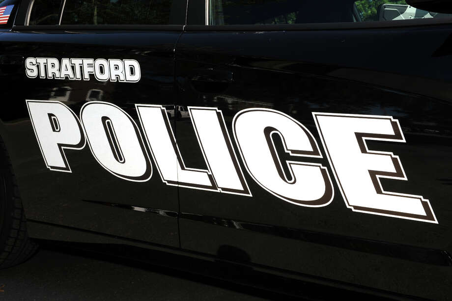 A Stratford Police Department patrol car. File photo. Photo: Ned Gerard / Ned Gerard / Connecticut Post
