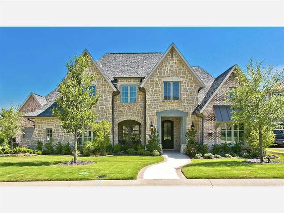 1. 6312 Saint Michael Drive, McKinney, Texas 75070Price: $1.09 million This 4,912-square-foot home has a secret passageway leading from the master suite to the study. Other features of this five-bedroom home include a media room, wine cellar, game room, pool and outdoor fireplace.Source: Redfin Photo: Courtesy,  Redfin