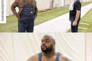 NFL star mocked by fans for 'jorts' outfit - Photo