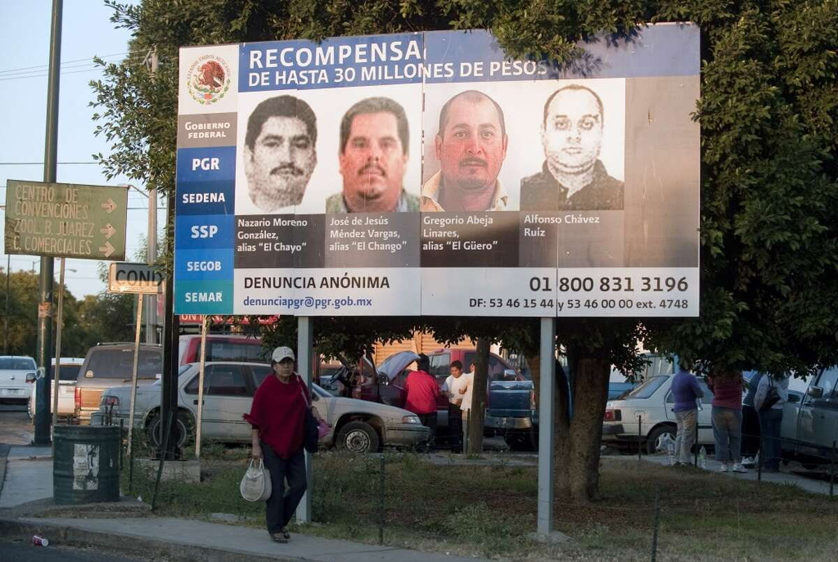 The State Cartel The Cartel del Estado is an off-shoot of the feared Familia Michoacana (featured in a 2010 billboard above) and operate mostly in the state of Mexico. They extort other drug gangs and handle local drug sales and kidnappings.