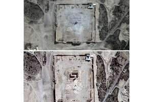 UNESCO: Islamic State destruction of Syrian temple 'intolerable' - Photo