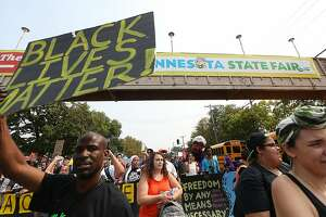 Black Lives Matter movement experiencing growing pains - Photo