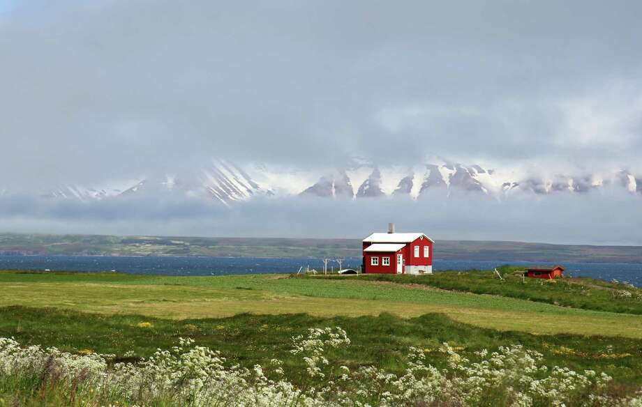 Chronicle reader Lisa Olejniczak of Fulshear took this vacation photo in North Iceland. Photo: Lisa Olejniczak / Lisa Olejniczak