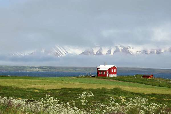 Chronicle reader Lisa Olejniczak of Fulshear took this vacation photo in North Iceland.