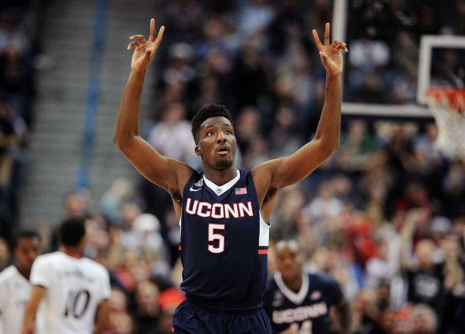 Sophomore Daniel Hamilton should be a key contributor for UConn this season. Photo: Jessica Hill / Associated Press / FR125654 AP