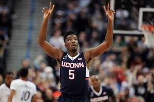 UConn men to play 31-game schedule - Photo