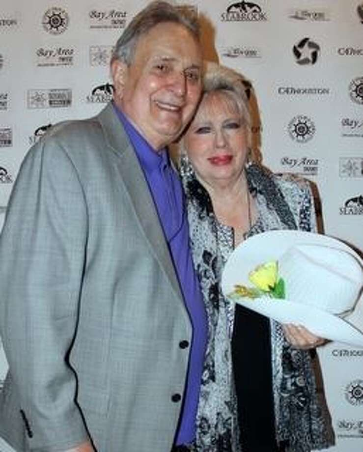 Hal Wixon founded the Gulf Coast Film Festival. He's pictured with his wife, Karen Wixon.   Hal Wixon founded the Gulf Coast Film Festival. He's pictured with his wife, Karen Wixon. Photo: Gulf Coast Film Festival