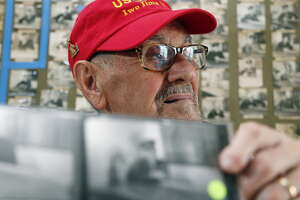 Mechanicville's large collection of WWII vet photos endures - Photo