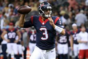 Tom Savage to start against Cowboys in preseason finale - Photo
