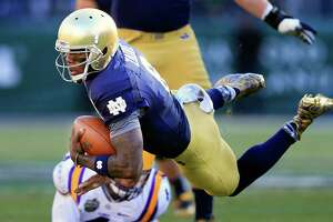 Zaire, Notre Dame not shying from great expectations - Photo