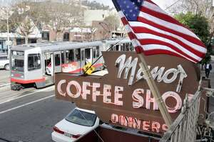 West Portal classic Manor Coffee Shop is being sold - Photo