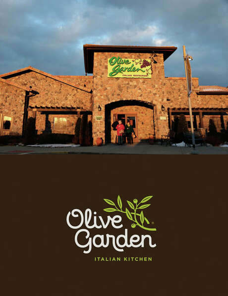 Olive Garden Photo: Image Composite: AP Photo/Steven Senne,  File; AP Photo/Darden Restaurants Inc.