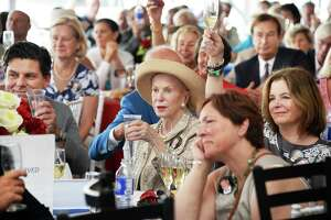 Family, friends to salute PR man Ed Lewi at Saratoga Race Course - Photo