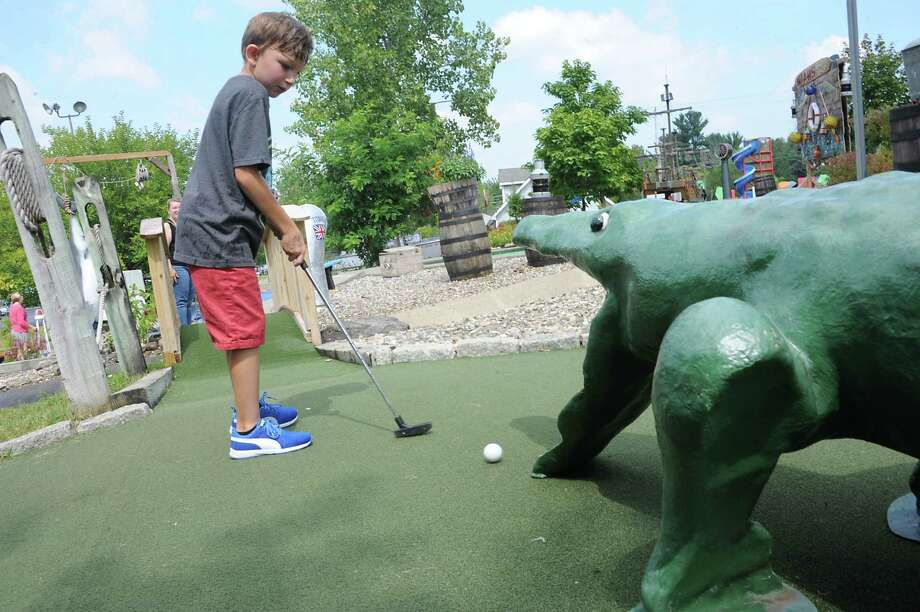 Having fun doesn't always require you to spend a lot of money. Here are a few local places to bring friends and family for an inexpensive good time. Miniature golf at FunPlex Fun Park in  East Greenbush, NY. Price: $7.00 adults, $4.50 kidsVisit the website. Photo: Lori Van Buren