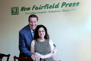 New Fairfield Press celebrates 50 years - Photo
