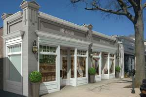 RH Baby & Child close to opening on Greenwich Avenue - Photo