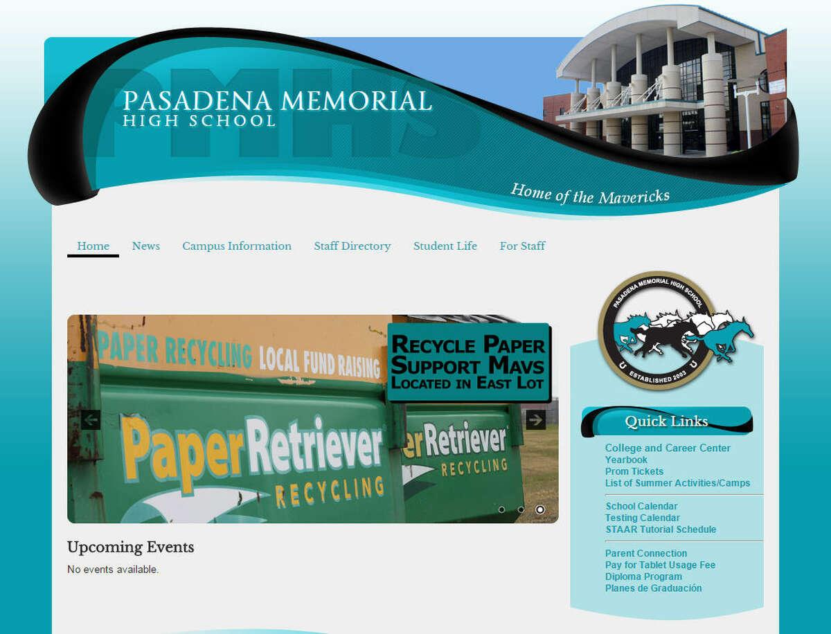 39. Pasadena Memorial High School Academics grade: A- Avg. teacher salary:$48,502 Teachers missing 10 or more days a year: 29.1 percent Teachers in first/second year:6.7 percent Student-teacher ratio: 16:1
