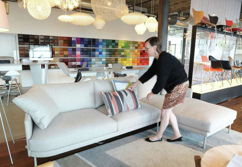 Stamford, Conn.-based Design Within Reach has plans to open or expand six new stores in the coming 12 months. Photo: Bob Luckey / Bob Luckey / Greenwich Time