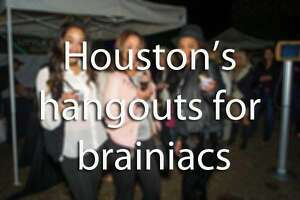 Houston offers brainiac events throughout the year - Photo