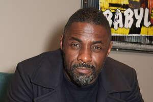 Author apologizes to Idris Elba over James Bond comments - Photo