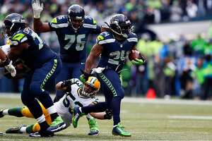 Perfect NFL fantasy draft begins with Seattle's Lynch - Photo