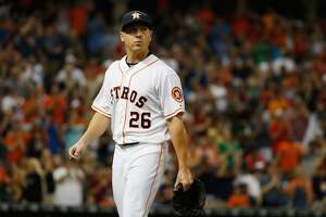 Hinch tweaks pitching rotation ahead of key series with Minnesota Twins - Photo