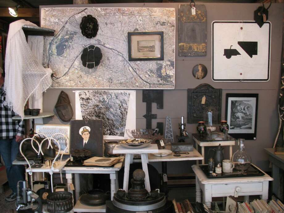 Thousands of vendors will host an extended antique show in Round Top, Texas, next week. Click the gallery for tips and hacks to know before going to the show. Photo: Robin Hudnall / For The Express-News