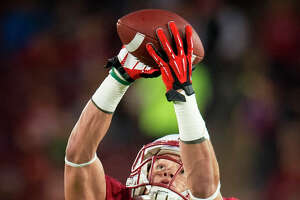Receiver Stallworth a surprise starter for Stanford - Photo