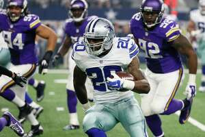 McFadden on board if Cowboys replace Murray by committee - Photo