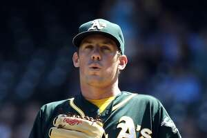 Oakland A's Chris Bassitt won't miss much time - Photo