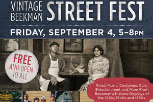 The Vintage Beekman Street Fest - Photo