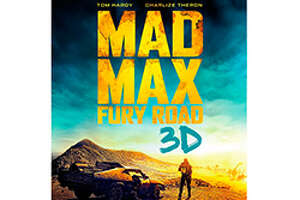 """Fury Road"" takes Max back to being a Road Warrior - Photo"