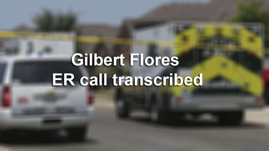 A Bexar County dispatcher and EMS unit on scene provide the play-by-play of what led up to deputies opening fire on Gilbert Flores.