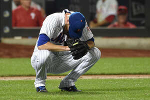 Mets suffer rare pitching meltdown - Photo