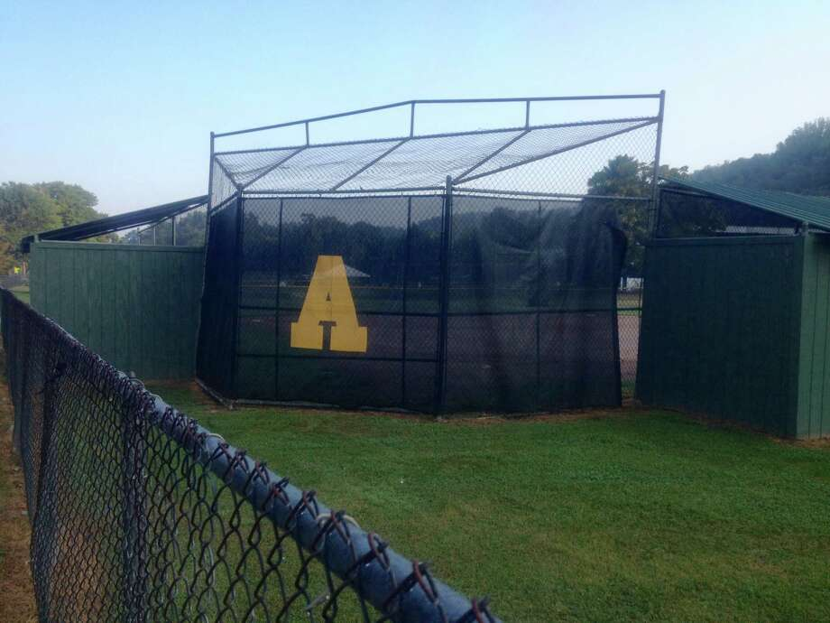 Field A at Garrick Fields on Boardman Road is being reclaimed by Garrick Farms, causing New Milford Youth Baseball/Softball looking for a ball field to replace it and field Little A, which is also being reclaimed. Photo: / Susan Tuz, Staff Writer
