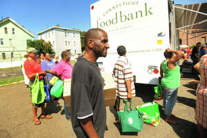 Food Bank taps two to 'increase awareness' - Photo