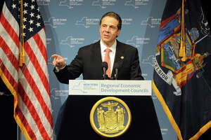 Watch at 10:30 a.m.: Cuomo makes announcement in New York City - Photo