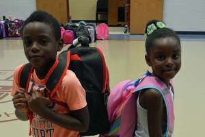 United Way drives fill hundreds of backpacks in Danbury - Photo