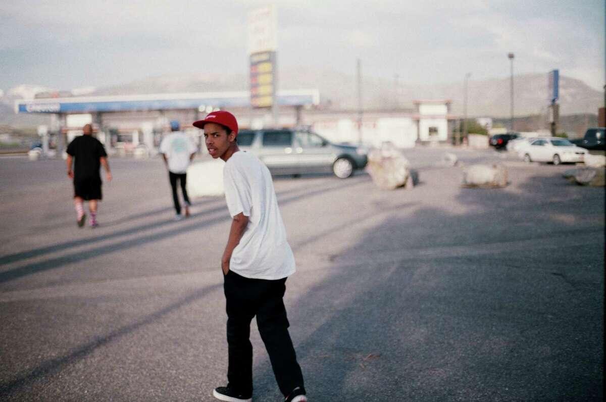 Rapper Earl Sweatshirt
