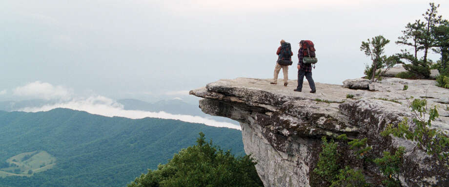 McAfee Knob along the Appalachian Trail. Photo: Broad Green / © Broad Green Pictures