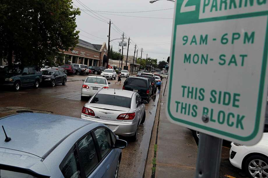 Rice Village has been a popular retail area for decades, but it's had problems with parking and other mobility issues. Some city and business leaders, inspired by a recent study out of Rice University, are looking for solutions. Photo: James Nielsen, Staff / © 2015  Houston Chronicle