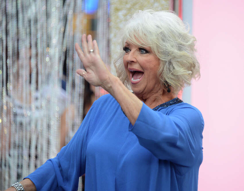 PAULA DEEN The controversial cook The once-beloved TV chef continues image rehab after a mighty fall.