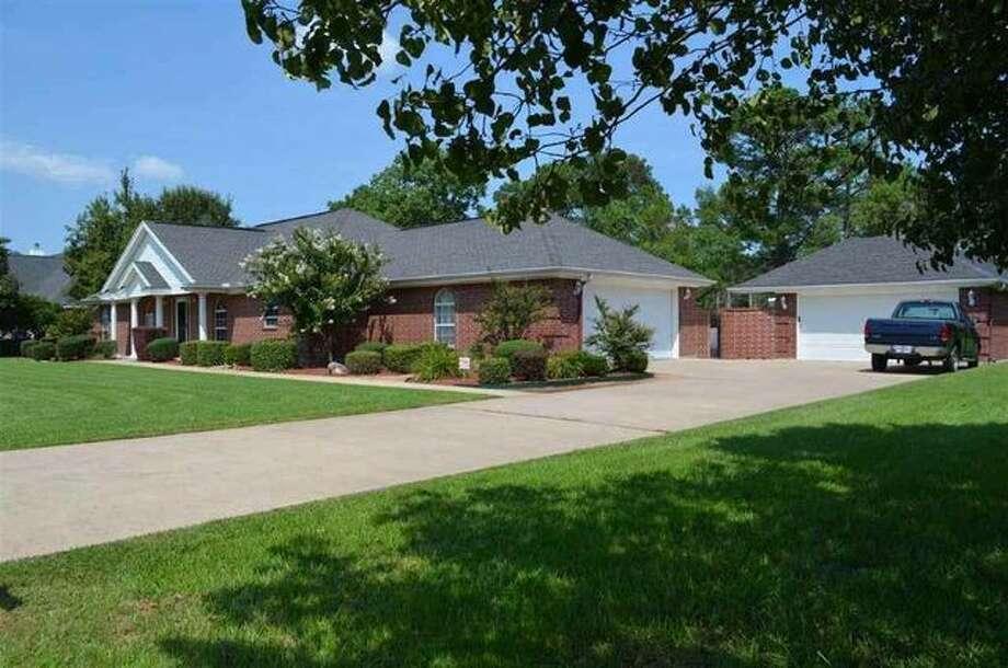 5203 Lyre St., Orange, TX 77630 $225,000. 3 bedroom, 3 full bath. 2,027 sq. ft., 0.51 acres. Photo: Courtesy Photo