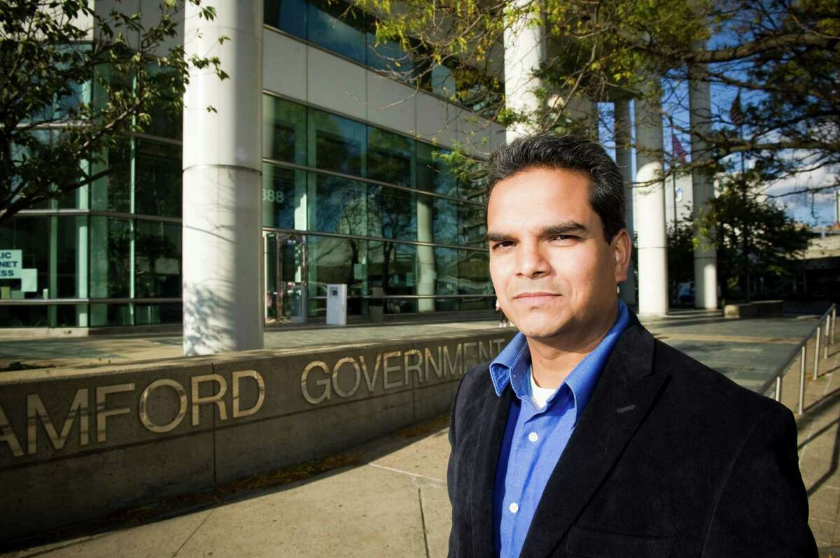 Prasad Tungaturthy has withdrawn from the Stamford Board of Education elections.