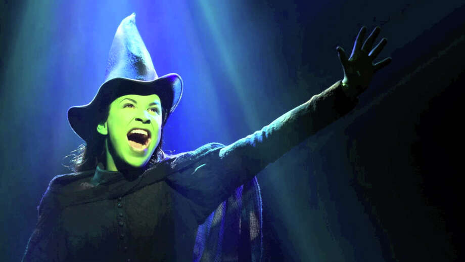 "Lindsay Mendez, who played Elphaba in ""Wicked"" on Broadway, is doing a public master class at the Warner Theatre in Torrington on Saturday, Sept. 5. Photo: Contributed Photo / Connecticut Post Contributed"