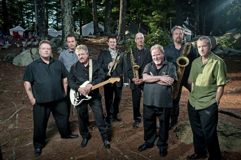 The Rhode Island band Roomful of Blues is celebrating 47 years of hot swing, rock 'n roll and soul. The band is set to play Fairfield Theatre Company Saturday, Sept. 5. Photo: Contributed Photo / Connecticut Post Contributed